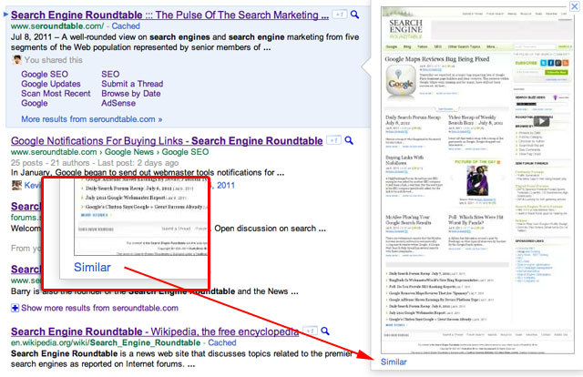 Googles-Similar-Pages-Moved